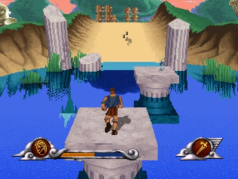 Disney's hercules game download.