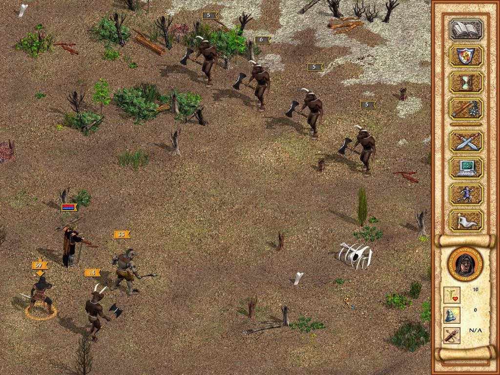 heroes of might and magic 4 download fr
