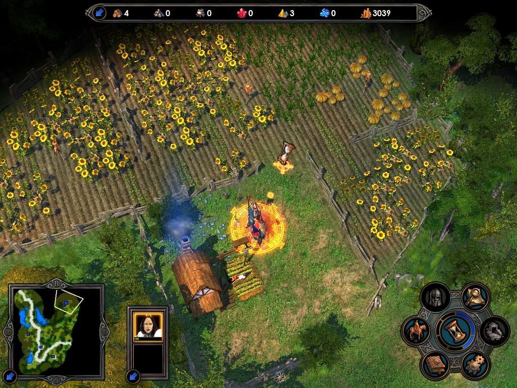 Heroes of Might and Magic V Game ScreenShots