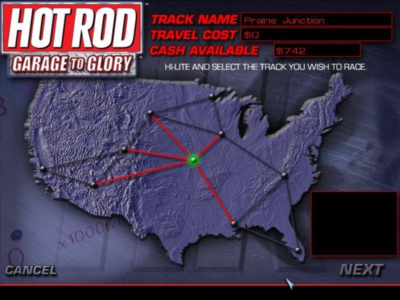 Hot Rod: Garage to Glory - PC | gamepressure.com