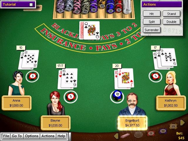 winning blackjack stories