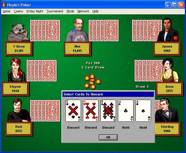 Hoyle poker games free download how roulette machine works