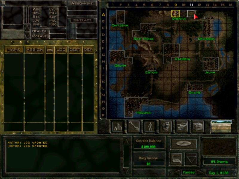 Jagged alliance 2 wildfire download.