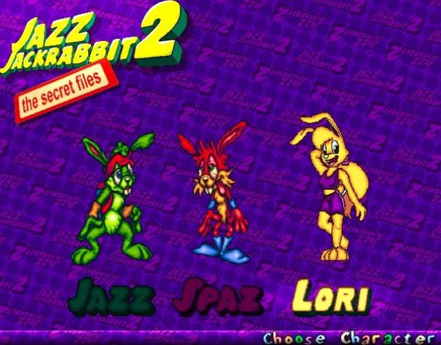 Jazz jackrabbit 2: the secret files download | bestoldgames. Net.