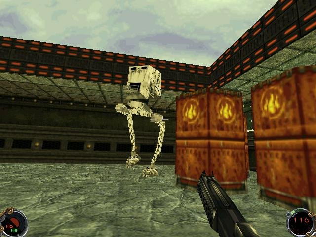 Star wars: jedi knight dark forces 2 pc review and full download.