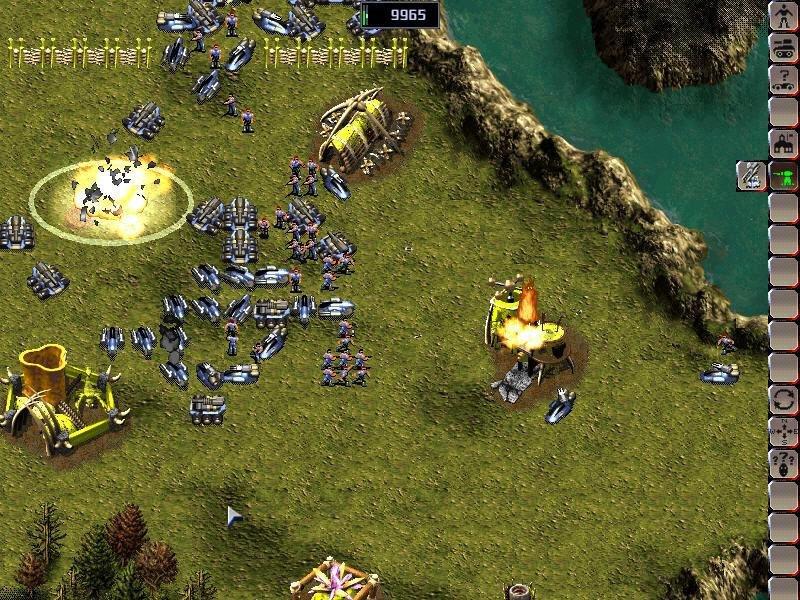 KKND2 Krossfire Download Game