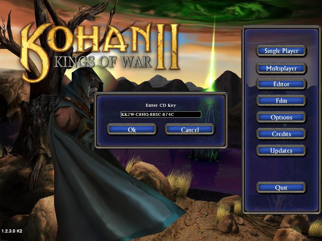Kohan 2 (2004) - PC Review and Full Download | Old PC Gaming