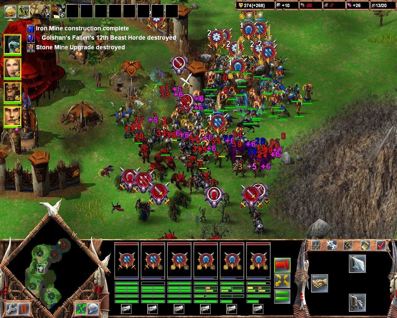 Kohan 2 (2004) - PC Review and Full Download   Old PC Gaming