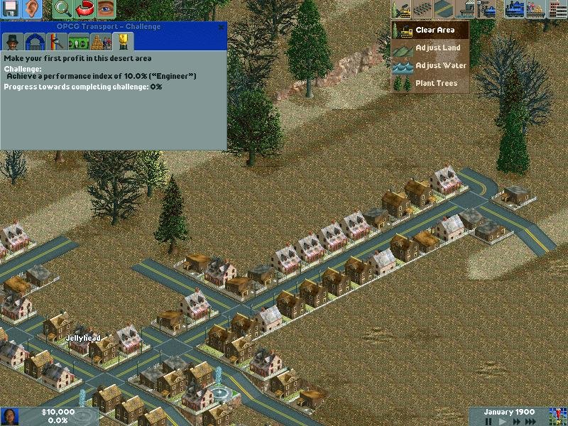 Chris Sawyer's Locomotion (2004) - PC Review and Full