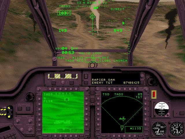 Jane's ah-64d longbow gold download (1997 simulation game).