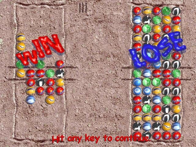 Lose your marbles (1997) pc review and full download | old pc gaming.
