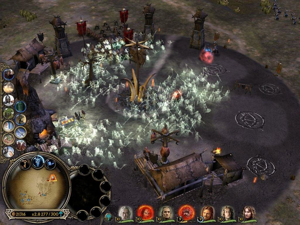 Lord of the rings battle for middle earth pc download