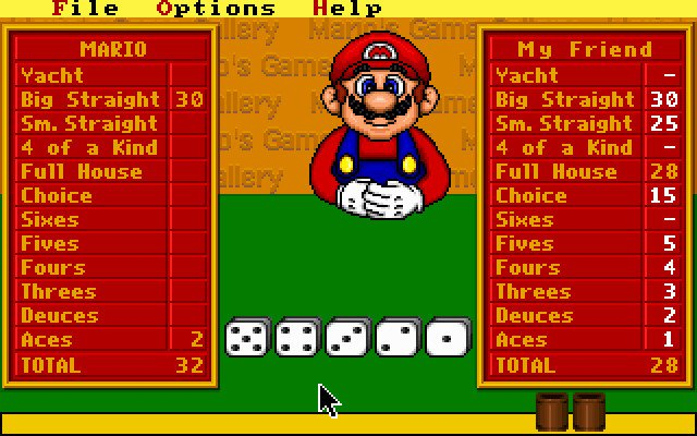 mario s game gallery old pc gaming