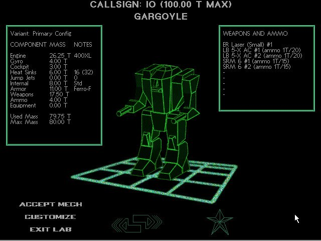 Mechwarrior 2 (1995) - PC Review and Full Download | Old PC