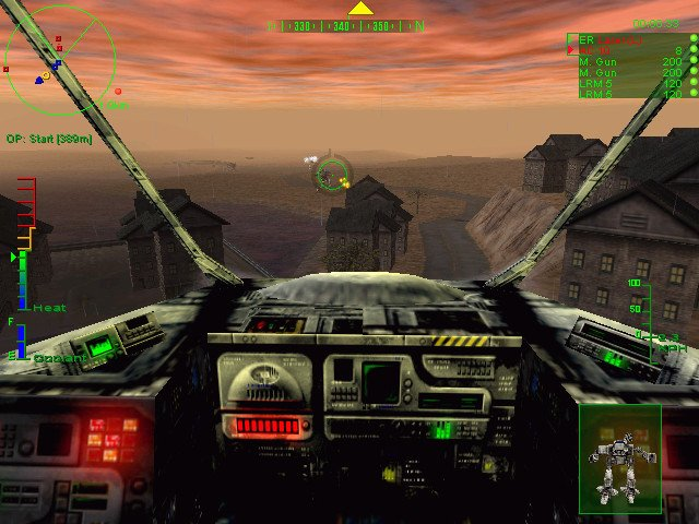 Mechwarrior 3 (1999) - PC Review and Full Download | Old PC