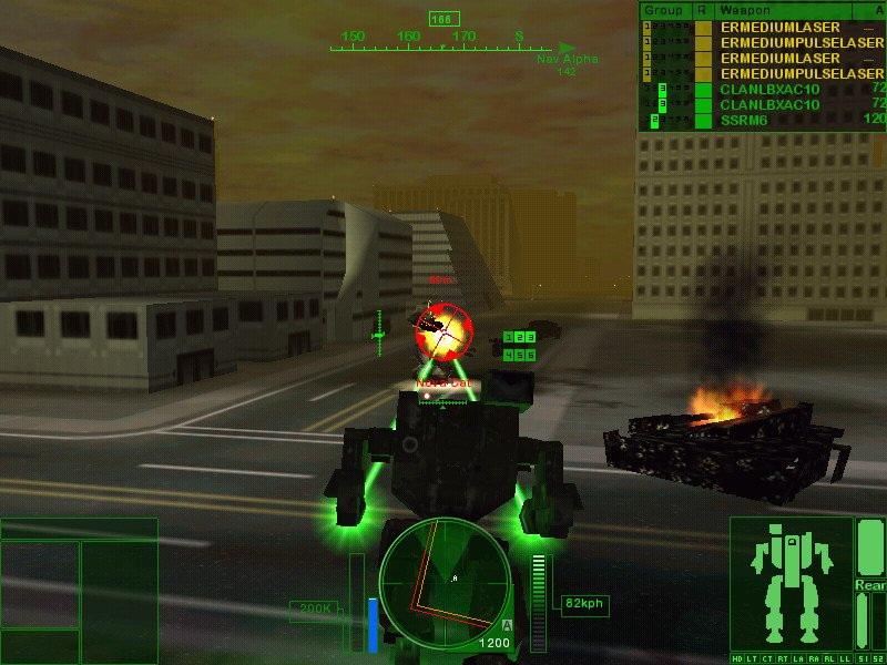Mechwarrior 4 Black Knight - PC Review and Full Download