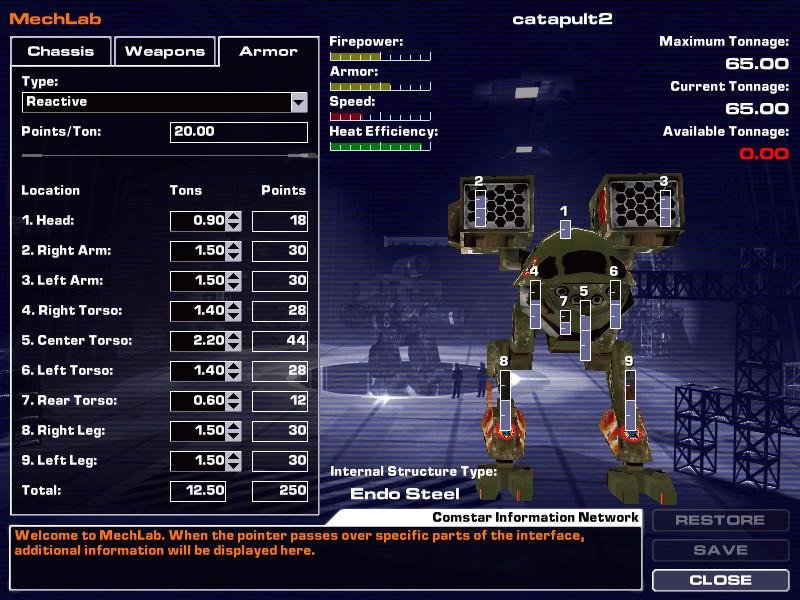 MechWarrior 4 (2000) - PC Review and Full Download | Old PC