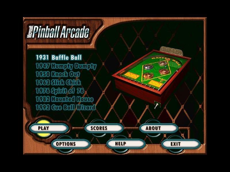 Download free microsoft pinball arcade demo for windows 8 32bit.