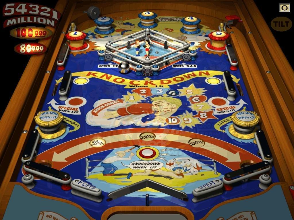 Microsoft pinball arcade download (1998 arcade action game).