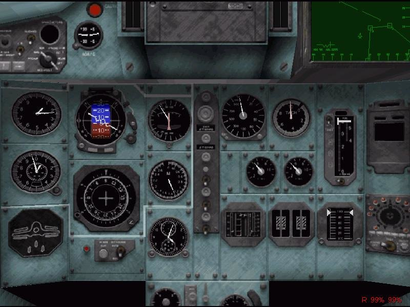 MiG-29 Fulcrum - PC Review and Full Download | Old PC Gaming