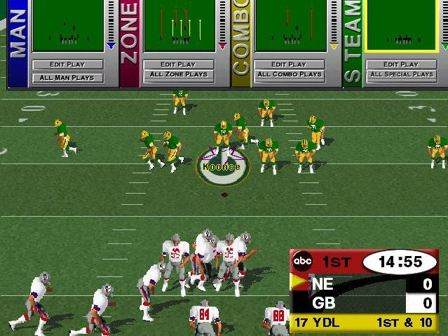 ABC Monday Night Football 98 - PC Review and Full Download ...
