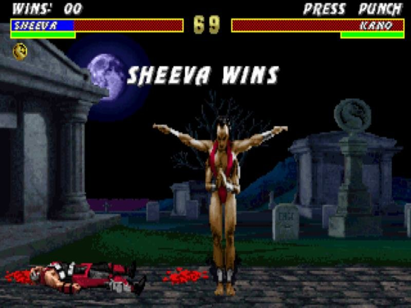 Mortal Kombat 3 (1996) - PC Review and Full Download   Old