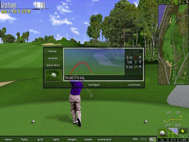 Microsoft Golf 1998 - PC Review and Full Download | Old PC
