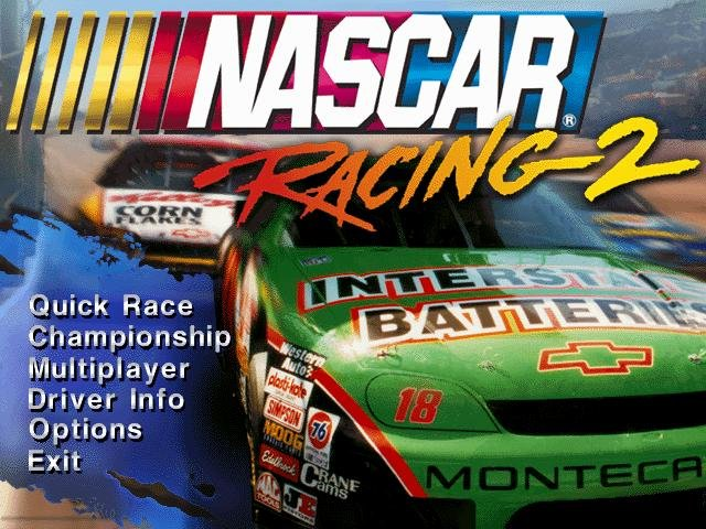 Nascar Racing 2 Pc Review And Full Download Old Pc Gaming