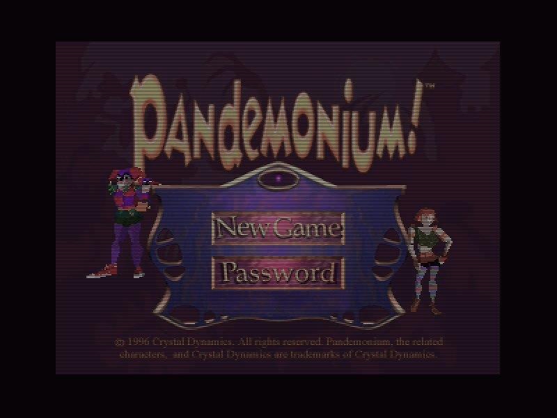 pandemonium pc gratuit