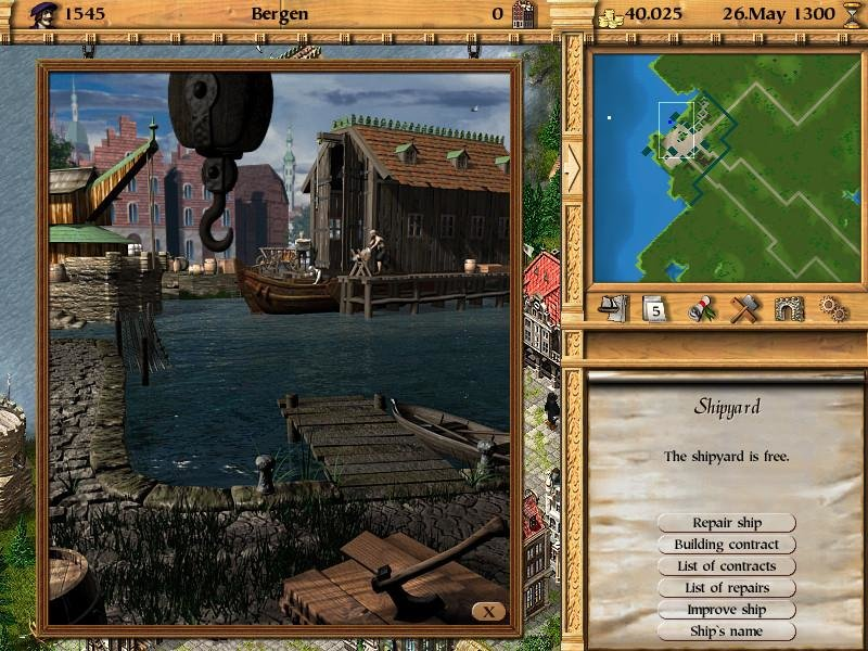 Patrician 3 - PC Review and Full Download | Old PC Gaming
