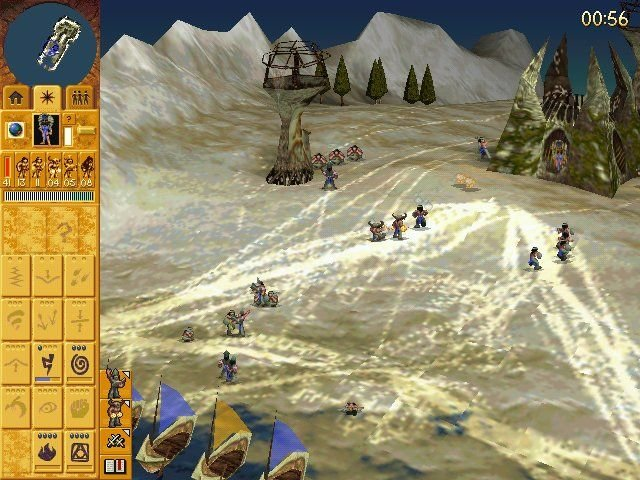 Populous: The Beginning (1998) - PC Review and Full Download
