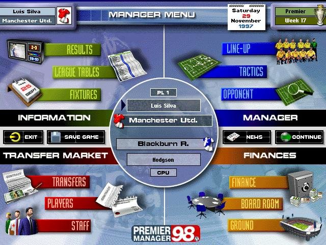 Championship manager 97 98 free pc vista