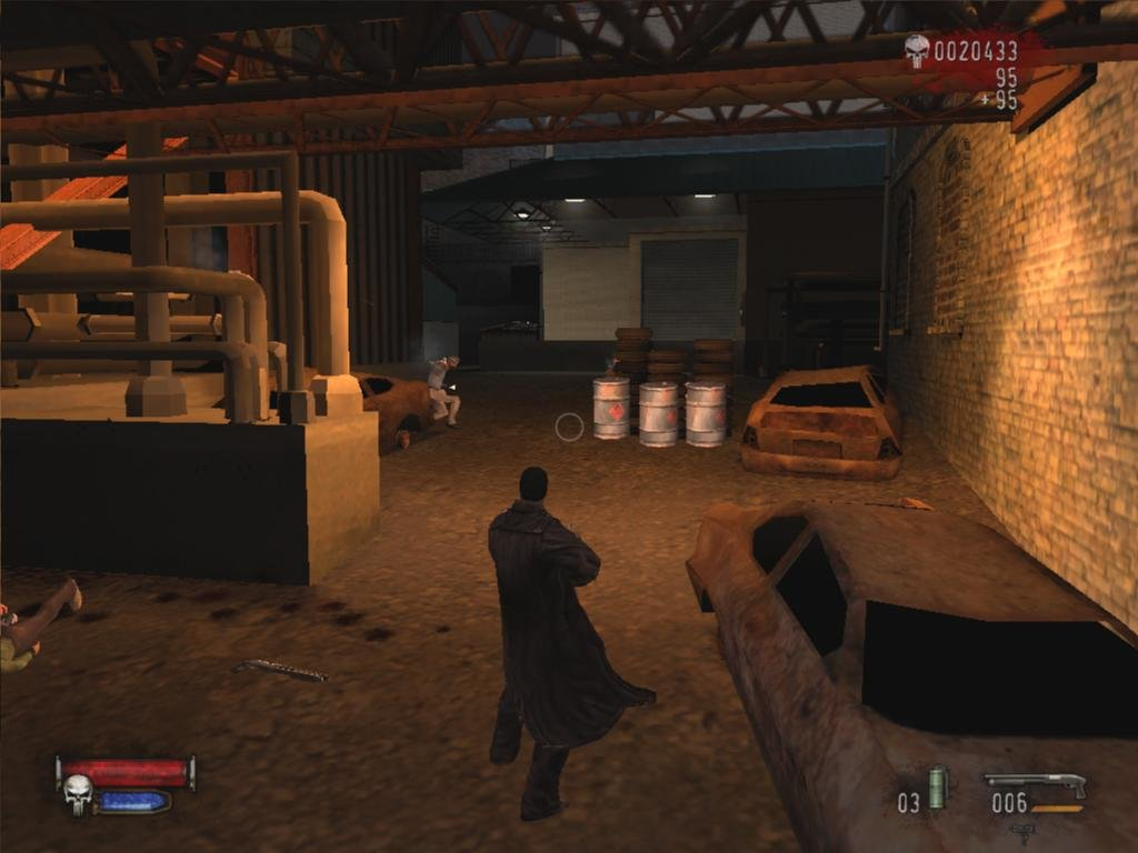 the punisher pc cheats