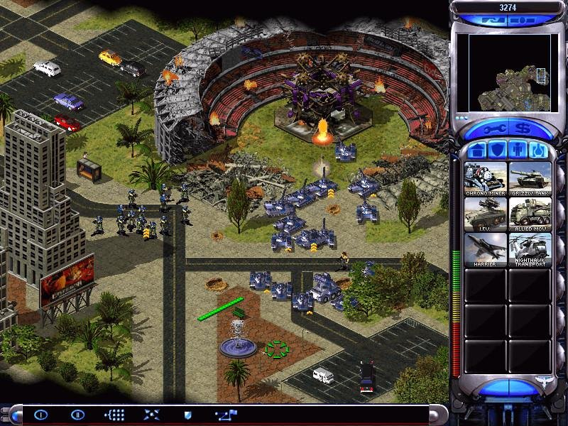 download command & conquer red alert 2 full free - game pc