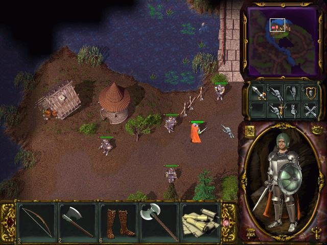 Rage Of Mages 2 1999 Pc Review And Full Download Old