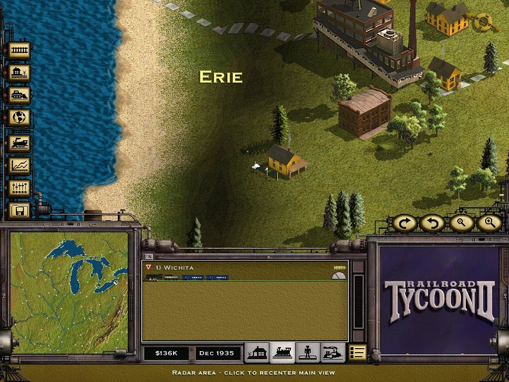 Railroad Tycoon 2 (1998) - PC Review and Full Download | Old PC Gaming