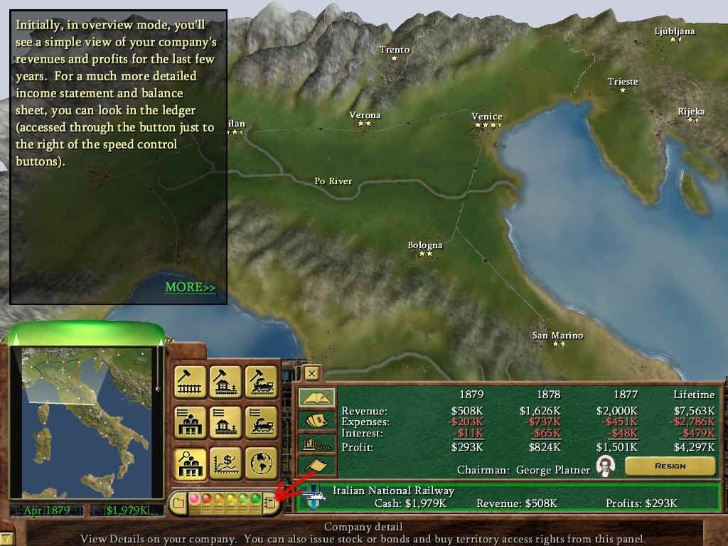 Railroad Tycoon 3 - PC Review and Full Download   Old PC Gaming