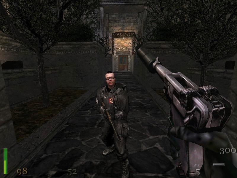 Castle wolfenstein game free download