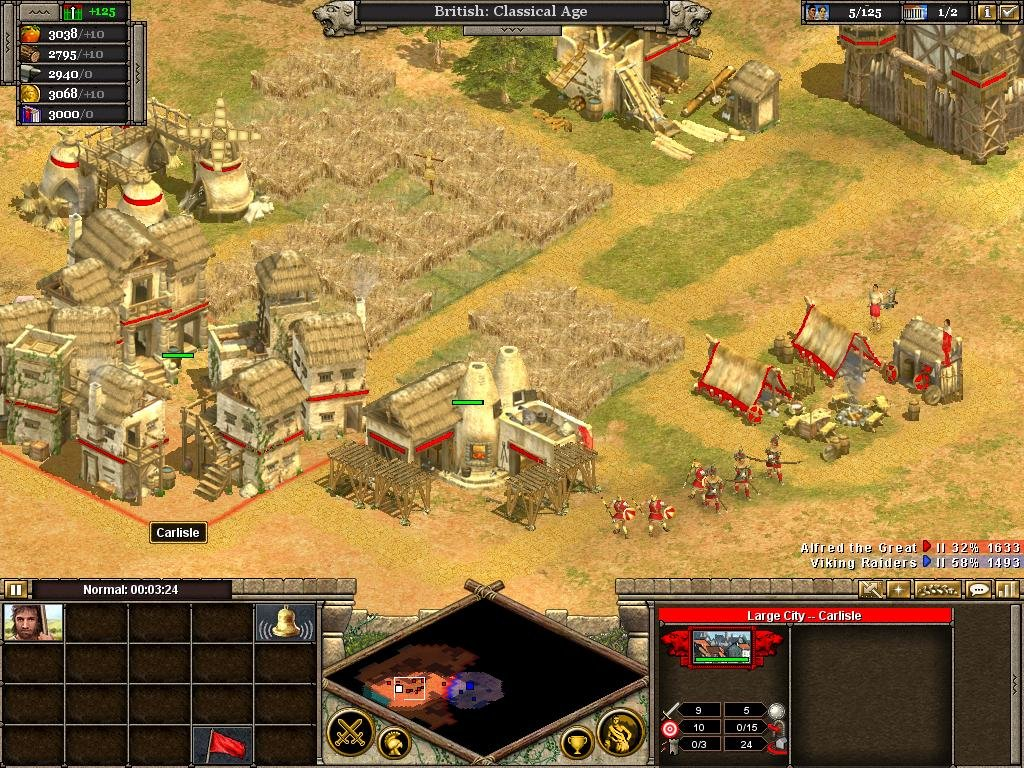 rise of nations gold torrent download