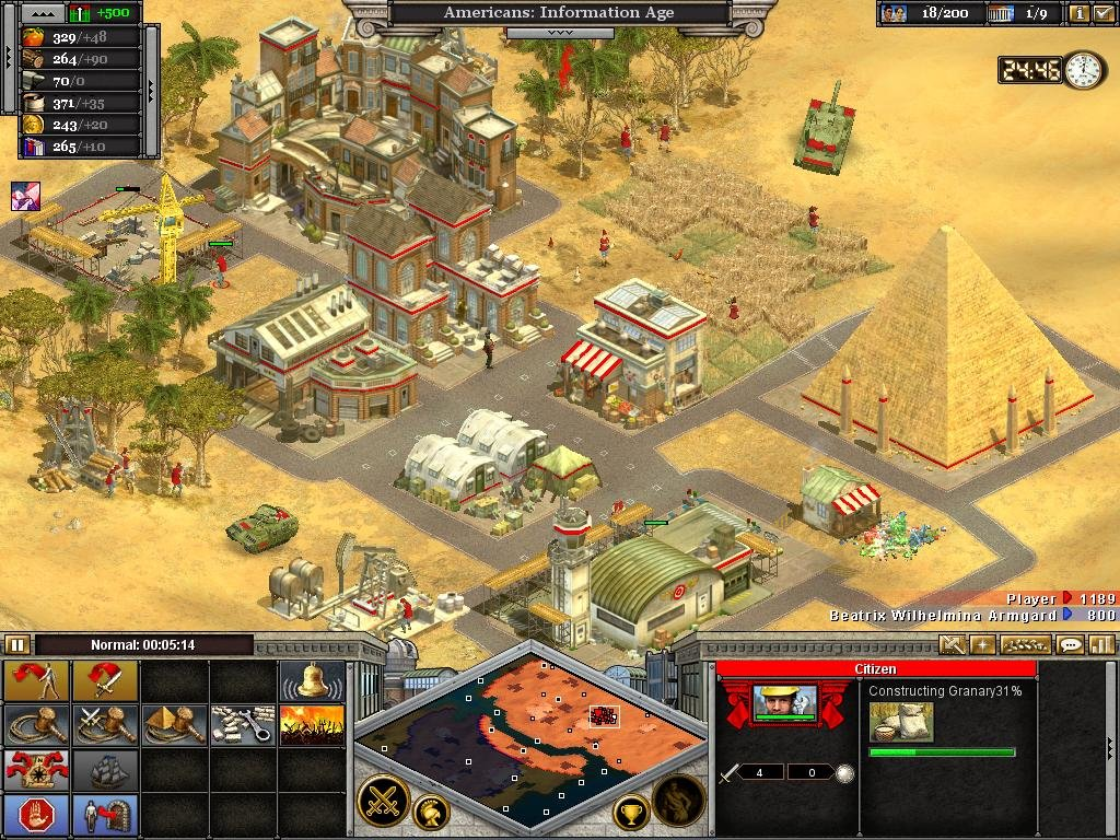 download rise of nations torrent