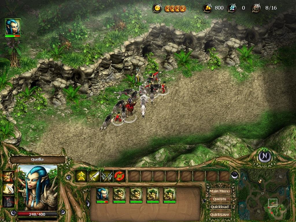 Rising Kingdoms (2005) - PC Review and Full Download | Old PC Gaming