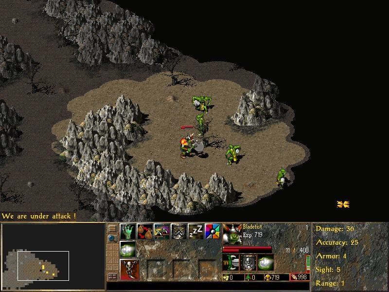 Rival Realms Pc Review And Full Download Old Pc Gaming