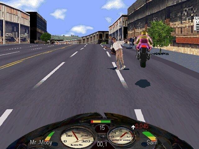 Road rash game download.