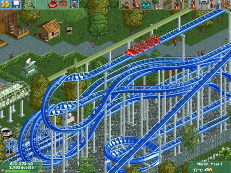 RollerCoaster Tycoon 2 (2002) - PC Review and Full Download