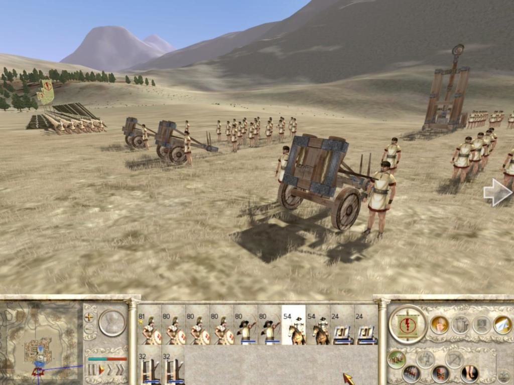 Rome Total War - PC Review and Full Download | Old PC Gaming