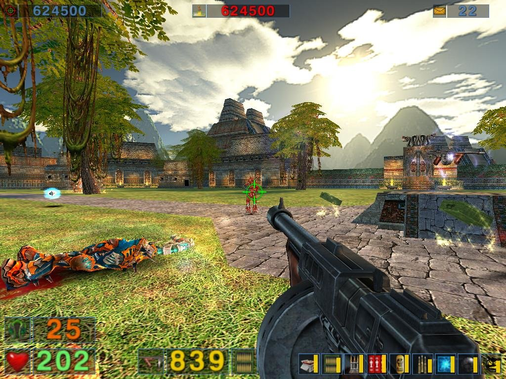 serious sam the second encounter download free pc