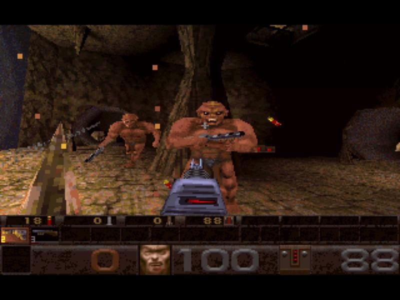 Shrak for Quake (1997) - PC Review and Full Download   Old