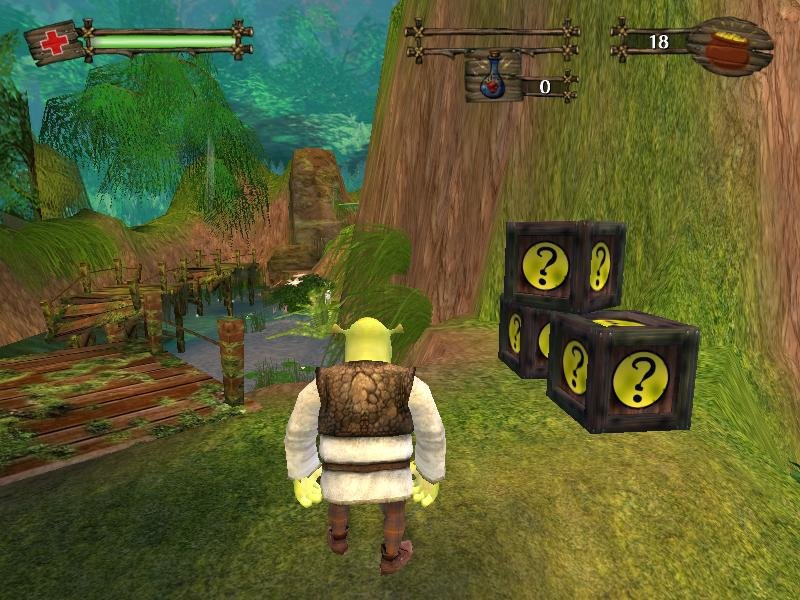 Game movies: shrek 2 e3 2004 trailer demo movie patch download.