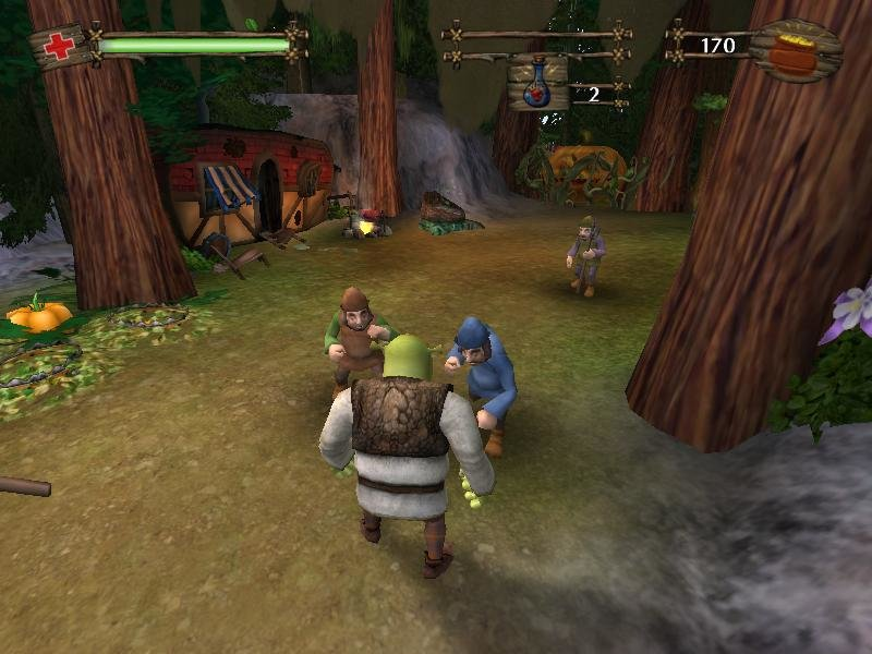 Download: shrek 2 pc game free. Review and video: arcade. News and.