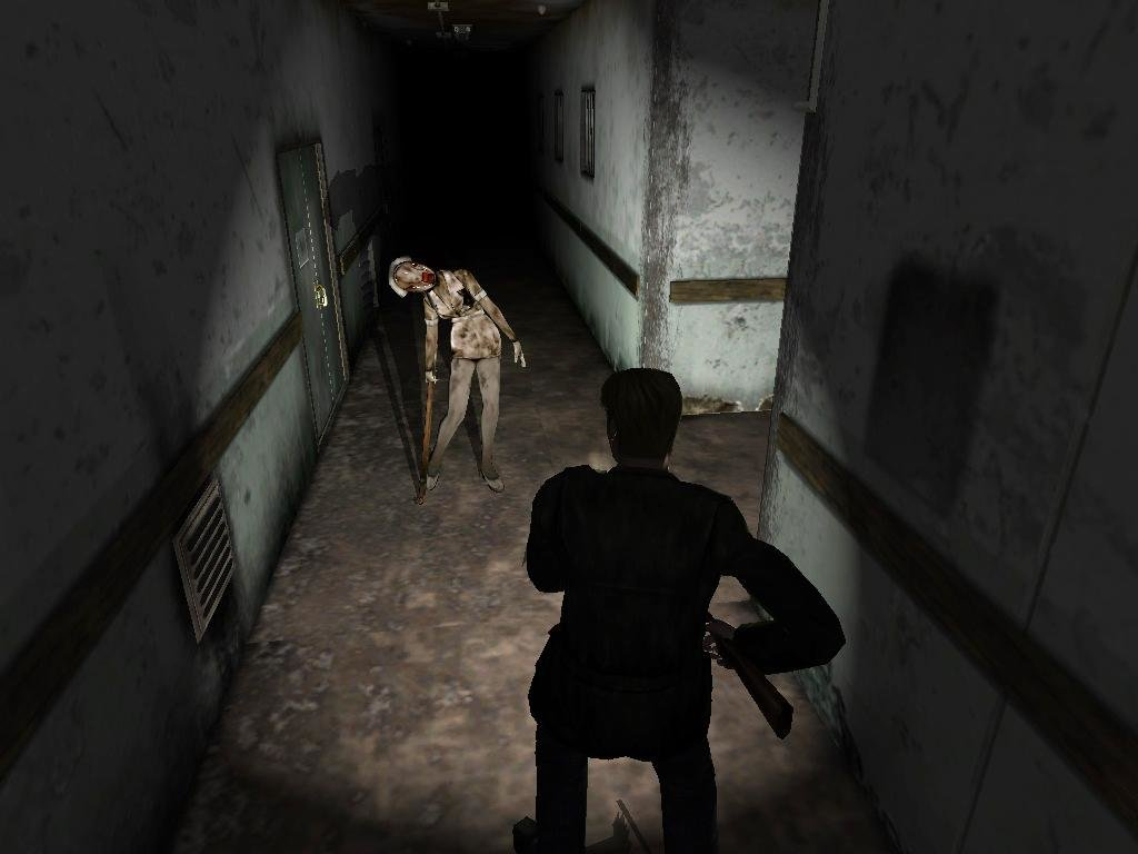 Silent Hill 2 Pc Review Old Pc Gaming